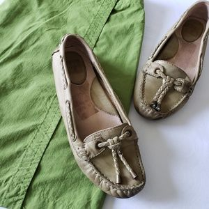 Frye Leather Loafers sz 6